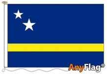 - CURACAO ANYFLAG RANGE - VARIOUS SIZES